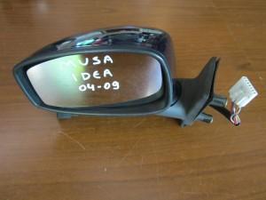 Fiat idea-Lancia musa 04-09 ηλεκτρικός καθρέπτης αριστερός μπλέ