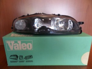 Fiat marea 1996-2002 valeo γνήσιο καινούργιο ηλεκτρικό φανάρι εμπρός δεξί