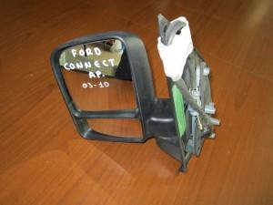 Ford connect 03-10 μηχανικός καθρέπτης αριστερός άβαφος