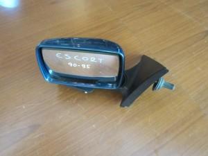 Ford Escort 1990-1995 καθρέπτης απλός αριστερός πράσινο-γαλάζιο