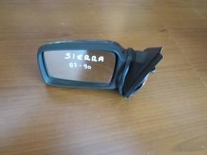Ford siera 87-90 ηλεκτρικός καθρέπτης αριστερός γκρί