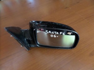 Hyundai sante fe 06 ηλεκτρικός καθρέπτης δεξιός μαύρος (5 ακίδες)