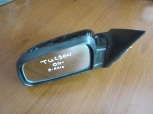 Hyundai tucson 2004-2010 ηλεκτρικός καθρέπτης αριστερός μαύρος (5 ακίδες)