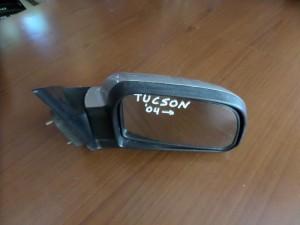 Hyundai tucson 04 ηλεκτρικός καθρέπτης δεξιός ασημί (5 ακίδες)