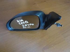 Kia ceed 2πορτο 07-11 μηχανικός καθρέπτης αριστερός άβαφος