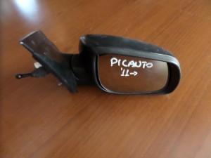 Kia Picanto 2011-2016 μηχανικός καθρέπτης δεξιός άβαφος