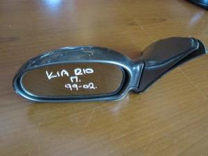 Kia rio 99-02 ηλεκτρικός καθρέπτης αριστερός ανθρακί