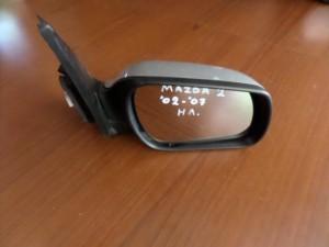Mazda 2 2003-2007 ηλεκτρικός καθρέπτης δεξιός ασημί