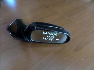 Mazda MX-3 1992-1998 ηλεκτρικός καθρέπτης δεξιός μαύρος