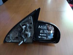 Mercedes R350 w251 06-10 ηλεκτρικός ανακλινόμενος καθρέπτης δεξιός μαύρος