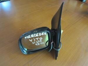 Mercedes vito w638 1996-2003 ηλεκτρικός καθρέπτης αριστερός μολυβί