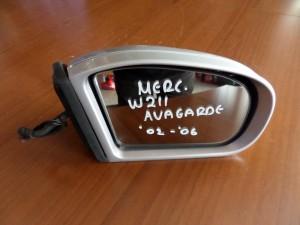Mercedes w211 avagarde 02-06 ηλεκτρικός καθρέπτης δεξιός ασημί