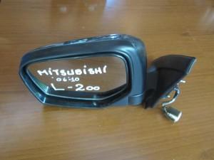 Mitsubishi L200 2006-2010 ηλεκτρικός καθρέπτης αριστερός ανθρακί (7 καλώδια)