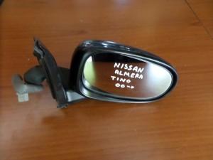Nissan almera tino 2000 ηλεκτρικός καθρέπτης δεξιός μπλέ