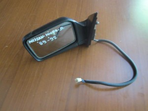 Nissan Micra K10 1989-1992 ηλεκτρικός καθρέπτης αριστερός άβαφος