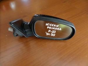 Nissan primera P10 station wagon 94-95 ηλεκτρικός καθρέπτης δεξιός μαύρος