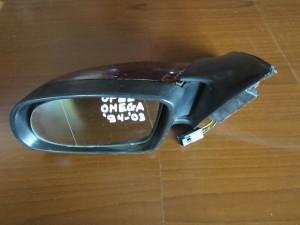 Opel Omega B 1994-2003 ηλεκτρικός καθρέπτης αριστερός μπορντό
