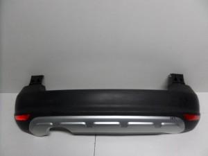 Skoda Yeti 2010 πίσω προφυλακτήρας ασημί σκούρο
