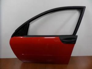 Smart ForFour αριστερή πόρτα μπροστά κόκκινη