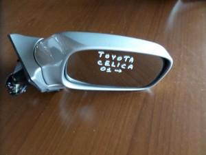 Toyota celica 01 ηλεκτρικός καθρέπτης δεξιός ασημί