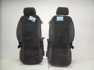 Audi A3 1996-2003 3θυρο κάθισμα εμπρός με airbag αριστερό-δεξί γκρί (alkadara)