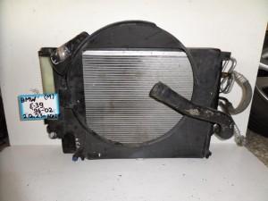 BMW Series 3 E39 1996-2003 2.0-2.3cc βενζίνη ψυγείο κομπλέ (νερού-air condition)