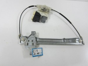 Citroen C4 2004-2011 ηλεκτρικός γρύλλος παραθύρου εμπρος αριστερός