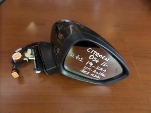 Citroen C4-DS4 2011 ηλεκτρικός ανακλινόμενος καθρέπτης δεξιός καφέ περλέ (19 καλώδια)