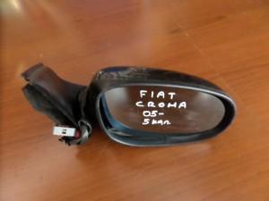 Fiat croma 05 ηλεκτρικός καθρέπτης δεξιός ανθρακί (5 καλώδια)