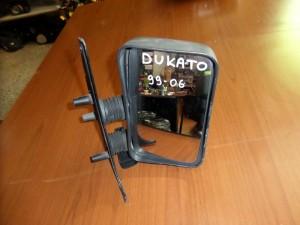 Fiat ducato-citroen jumper-peugeot boxer 1993-1998 απλός καθρέπτης δεξιός άβαφος