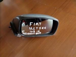 Fiat Ulysse 2002-2010 Peugeot 807 2002-2014 ηλεκτρικός ανακλινόμενος καθρέπτης δεξιός ασημί (11 καλώδια)