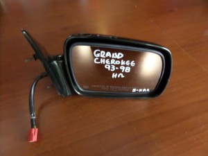 Grand cherokee 93-98 ηλεκτρικός καθρέπτης δεξιός πράσινο-λαδί (5 καλώδια)