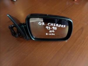 Grand cherokee 93-98 ηλεκτρικός καθρέπτης δεξιός πράσινος (8 καλώδια)