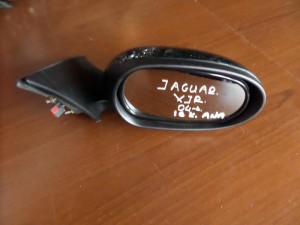 Jaguar XJ (X 350) 2003-2007 ηλεκτρικός ανακλινόμενος καθρέπτης δεξιός κυπαρισσί (16 καλώδια)