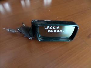 Lancia Dedra 1989-2000 μηχανικός καθρέπτης δεξιός κυπαρισσί