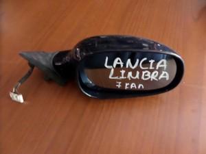 Lancia Lybra 1998-2005 ηλεκτρικός καθρέπτης δεξιός σκούρο μπλέ (7 καλώδια)