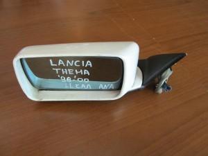 Lancia thema 1988-1994 ηλεκτρικός ανακλινόμενος καθρέπτης αριστερός άσπρος (11 καλώδια)