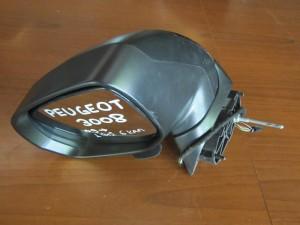 Peugeot 3008 09 ηλεκτρικός καθρέπτης αριστερός μαύρος (6 καλώδια-1 φίς)