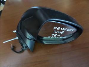 Peugeot 3008 09 ηλεκτρικός καθρέπτης δεξιός μαύρος (8 καλώδια-2 φίς)