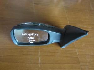 Peugeot 306 1993-2001 ηλεκτρικός καθρέπτης αριστερός κυπαρισσί