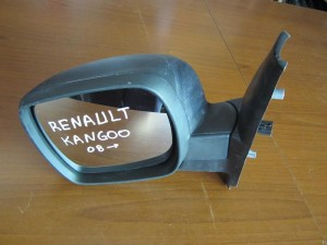 Renault Kangoo 2008-2013 ηλεκτρικός καθρέπτης αριστερός άβαφος