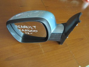 Renault Kangoo 2008-2013 ηλεκτρικός καθρέπτης αριστερός γαλάζιος