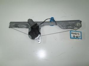 Renault modus 05-08 ηλεκτρικός γρύλλος παραθύρου δεξιός