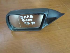 Saab 9000 1992-1997 απλός καθρέπτης αριστερός άβαφος