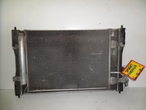 Smart Forfour 2004-2014 1.1cc-1.3cc-1.5cc βενζίνη ψυγείο κομπλέ (νερού-air condition)