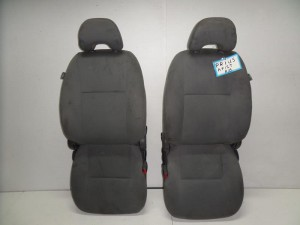Toyota prius 2004-2009 κάθισμα εμπρός με airbag αριστερό-δεξί ανοιχτό γκρί