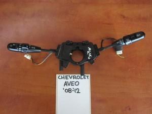 Chevrolet aveo 2008-2012 διακόπτης φώτων-φλάς kai υαλοκαθαριστήρων