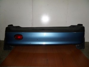 Hyundai atos prime 00-04 πίσω προφυλακτήρας γαλάζιος