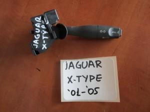 Jaguar x-type 01-05 διακόπτης φώτων-φλάς