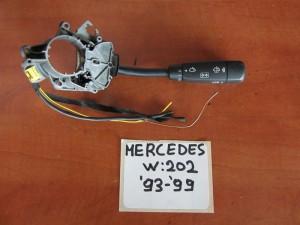 Mercedes w202 1993-1999 διακόπτης φώτων και καθαριστηρών